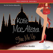 Fire Me Up (Audio Book)
