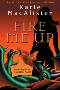 Fire Me Up (Large Print)