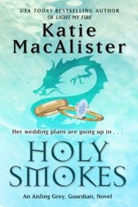 Holy Smokes (Large Print)