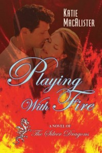 Playing with Fire (Large Print)