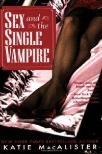 Sex and the Single Vampire (old cover)
