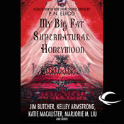 My Big Fat Supernatural Honeymoon (Audio Book)