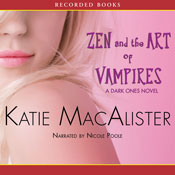 Zen and the Art of Vampires ~ Audio Book