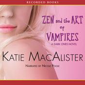 Zen and the Art of Vampires ~ Audi Book