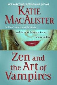 Zen and the Art of Vampires (Large Print)