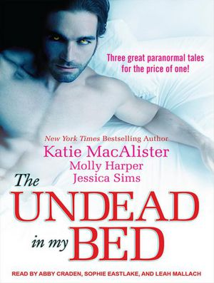 Undead in My Bed (Audio Book)