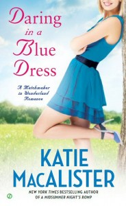 blue dress cover
