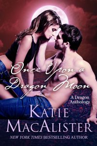Once Upon a Dragon Moon: A Dragon Anthology