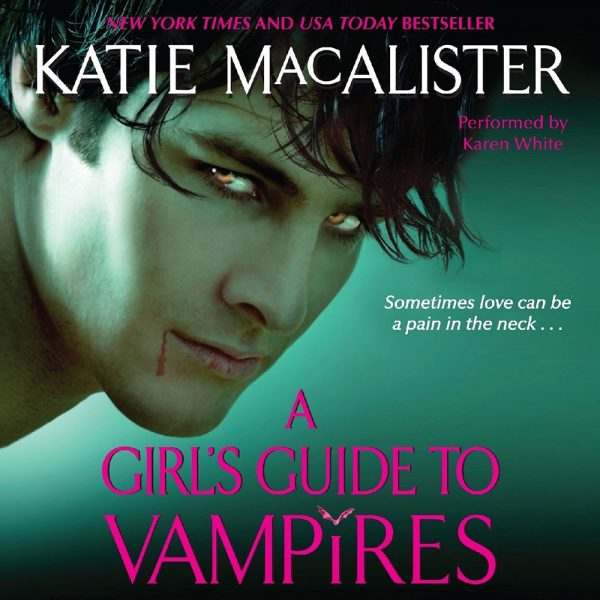 A Girl's Guide to Vampires Audio Cover