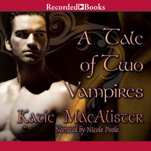 A Tale of Two Vampires Audio Cover