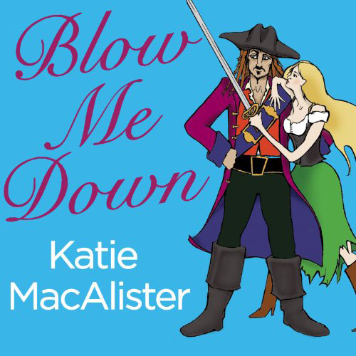 Blow Me Down Audio Cover