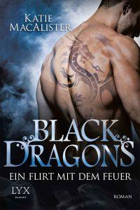 Black Dragons: Ein Flirt mit dem Feuer (Dragon Fall)