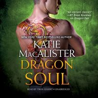 Dragon Soul Audio Cover