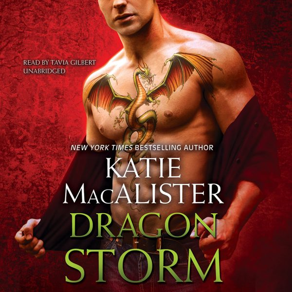 Dragon Storm Audio Cover