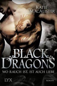 Black Dragons: Wo Rauch ist, ist auch Liebe (Dragon Storm)