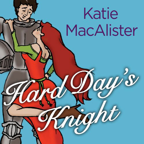 Hard Day's Knight Audio Cover
