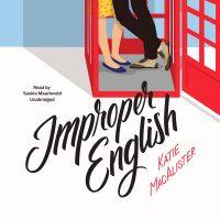 Improper English Audio Cover