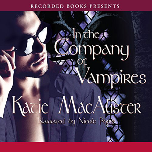 In the Company of Vampires Audio Cover