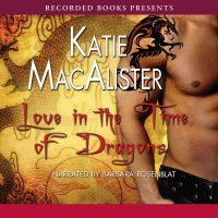 Love in the Time of Dragons Audio Cover