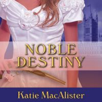 Noble Destiny Audio Cover