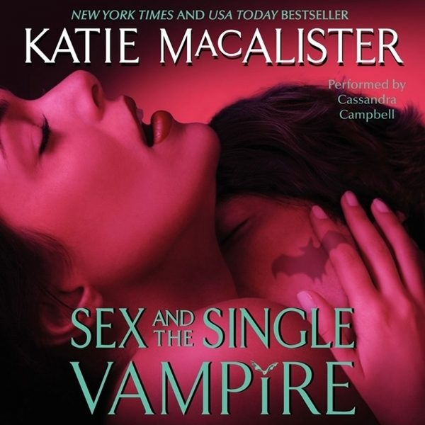 Sex and the Single Vampire Audio Cover