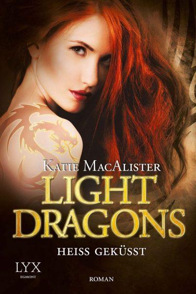 Light Dragons: Heiss Geküsst