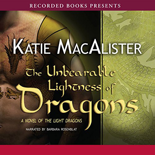 The Unbearable Lightness of Dragons Audio Cover