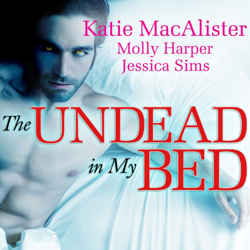 The Undead in My Bed Audio Cover
