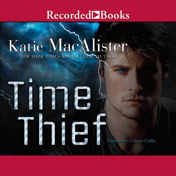 Time Thief Audio Cover