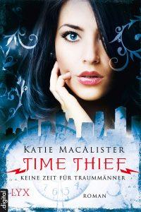 Time Thief: Keine Zeit für Traummänner (Time Thief)
