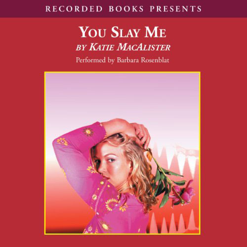 You Slay Me Audio Cover