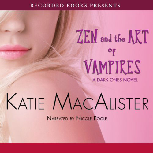 Zen and the Art of Vampires Audio Cover