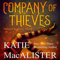 Company of Thieves Audio Cover